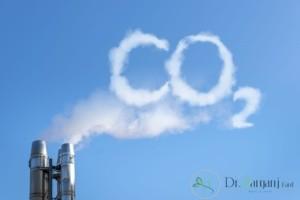 واژه کربن دی اکسید