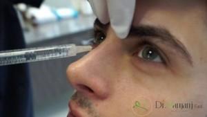 مراقبت بعد از تزریق ژل بینی