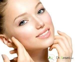 برای داشتن پوستی زیبا و سالم باید موارد زیر را رعایت کنیم: