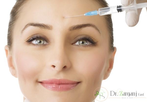 جوان سازی پوست با تزریق ژل چگونه صورت می گیرد؟