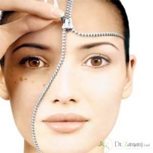 تاثیر مواد غذایی بر روی زیبایی پوست چگونه است؟