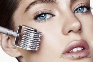 5.میکرونیلدینگ برای جوانسازی پوست