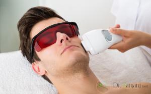 آیا لیزر کردن صورت با درد همراه است؟