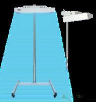 1- دستگاه فتوتراپی تخت