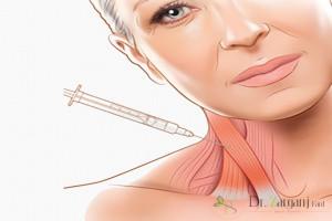 در چه مواردی از تزریق بوتاکس گردن استفاده می شود؟