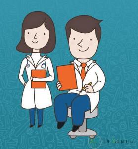دکتر زنان خوب از چه روش هایی را برای برقراری ارتباط با بیمار بهره می برد؟