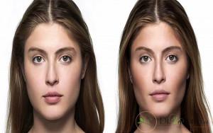 از چه راه هایی میتوان صورت را زاویه دار کرد؟