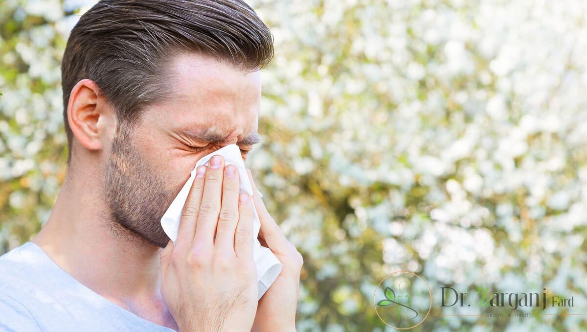 حساسیت و آلرژی