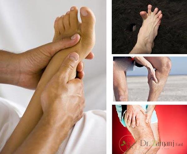به چه دلایلی عضلات دچار گرفتگی می شوند؟