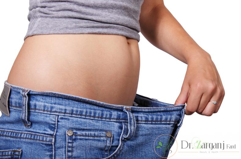 کاهش وزن موضعی چیست