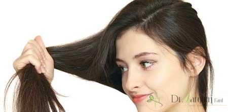 علت این ریزش مو ممکن است بر اثر موارد زیر به وجود بیاید :