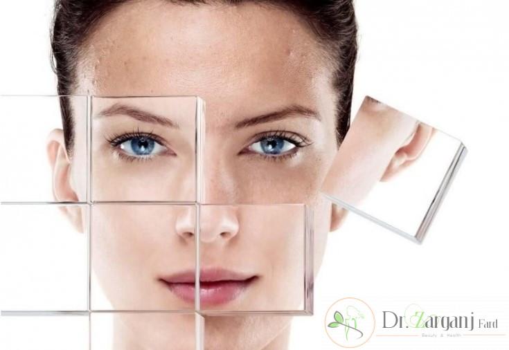 آشنایی با ساختار پوست