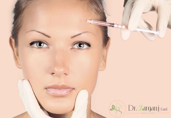 مهم ترین مراقبت هایی که بعد از انجام بوتاکس در کلینیک پوست انجام می شوند کدام اند؟