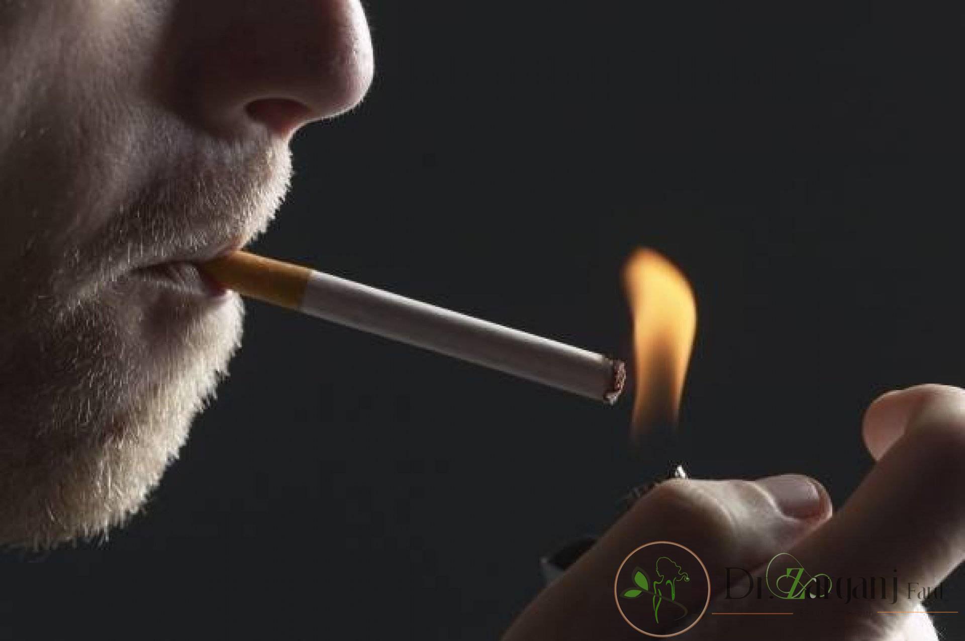 خودداری از سیگار کشیدن: