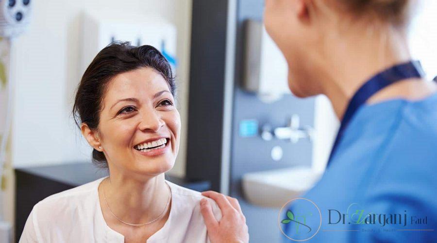 موارد مهمی که برای مراقبت بهتر بیمار بعد از جراحی لابیاپلاستی، باید در نظر گرفته شود کدام موارد هستند؟