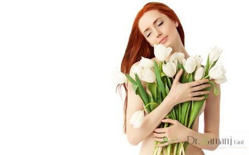 ناحیه واژن در خانم ها عصب های حساس فراوانی دارد