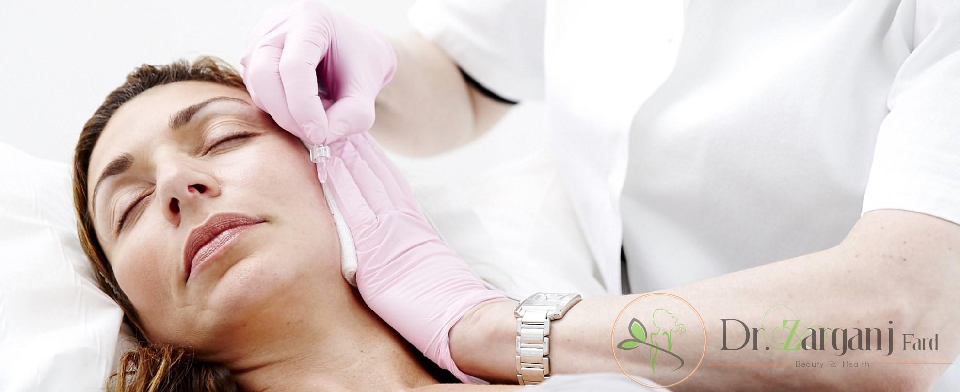 کاربردهای روش درمانی- زیبایی کربوکسیتراپی چیست؟