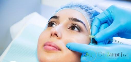تاثیر کربوکسی تراپی برای درمان کبودی زیر چشم: