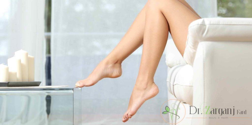 آیا درمان لیزر ساق پا ارزشش را دارد؟