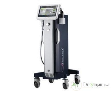 درمان با کمک دستگاه RF برای حذف چربی های موضعی