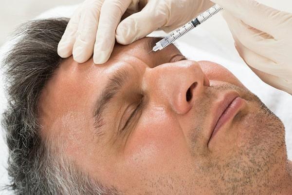 انجام روش تزریق چربی به ناحیه پیشانی به چه مدتی نیاز دارد؟