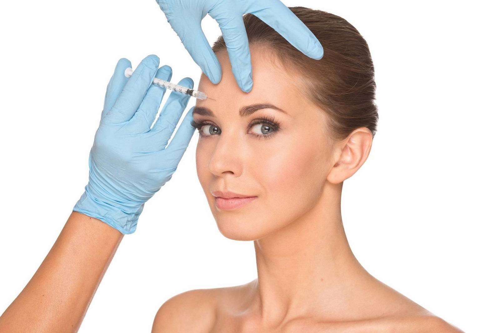 بعد از تزریق هیچ گونه جای زخمی بر روی صورت باقی نمی ماند