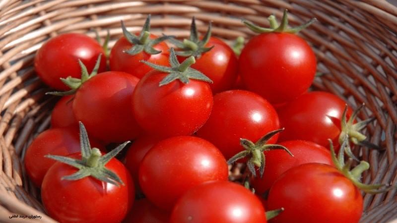 روش اول؛ استفاده از گوجه فرنگی