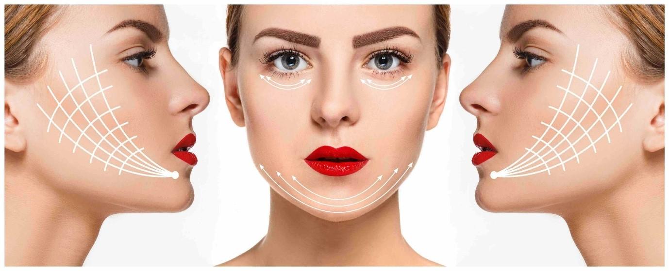 تاثیر روش درمانی آر اف برای لک صورت چقدر است؟