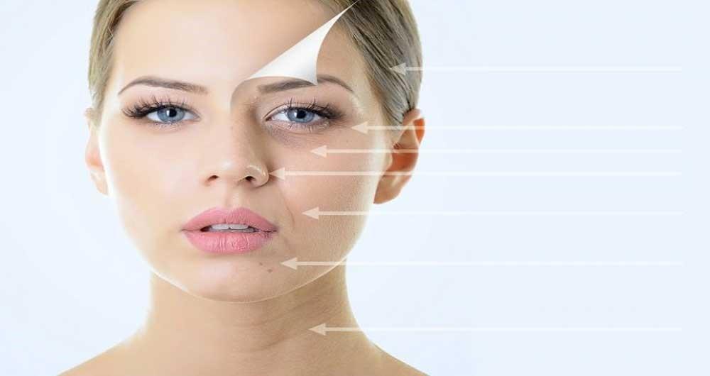 پرتوهای پلاسما درون پوست می روند