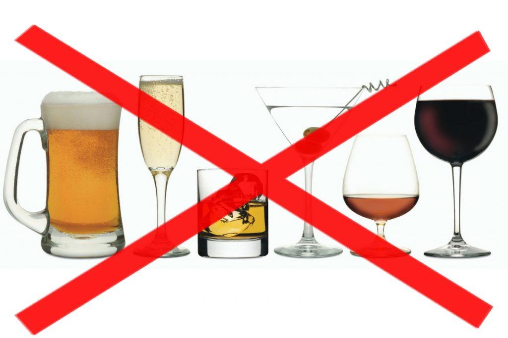 استفاده از الکل بعد از تزریق چربی به خط اخم