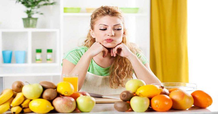 استفاده از تغذیه سالم
