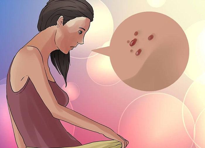 زگیل های تناسلی که در بدن افراد شروع به رشد می کند، با HPV ۶ و ۱۱ پدیدار می شوند