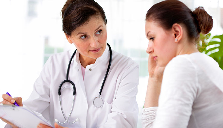 شرایط لازم برای معاینهی بیمار