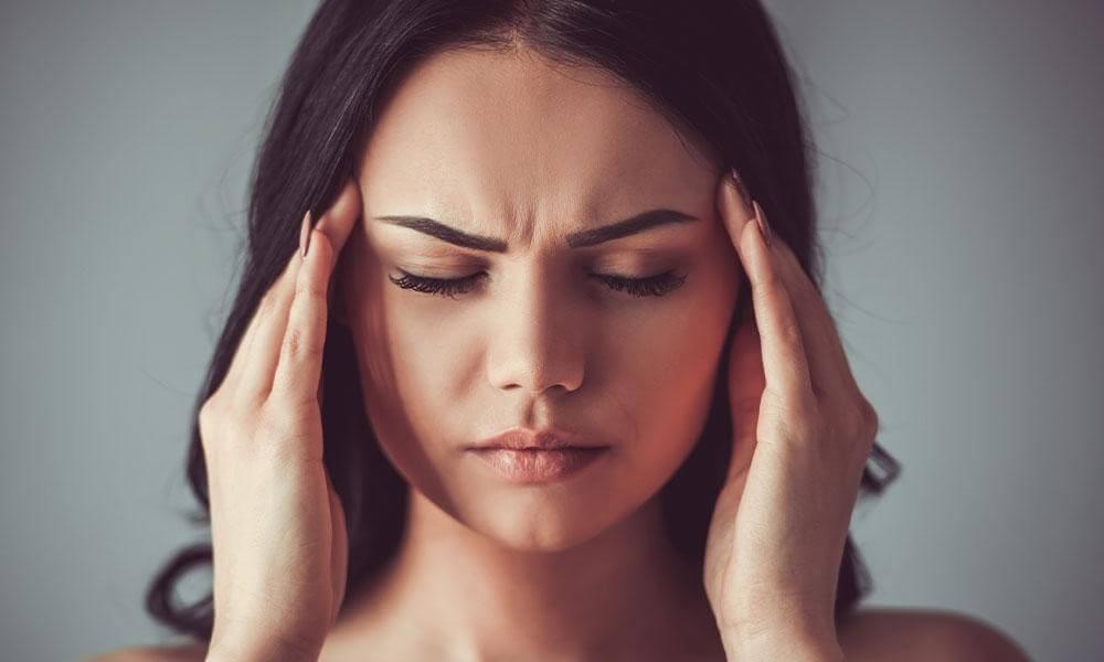 علت ایجاد سردرد بعد از بوتاکس: