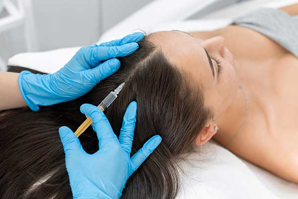 استفاده از داروی فیناستراید در ریزش مو